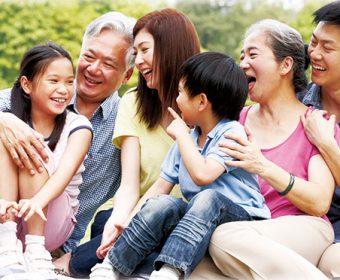 家庭核心动力的呈现与体验